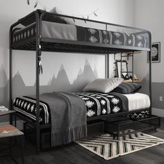 Check out this crucial photo as well as take a look at the here and now details on bunk bed for small rooms Bunk Beds With Storage, Metal Bunk Beds, Modern Bunk Beds, Bed Storage, Storage Drawers, Bunk Beds For Girls Room, Bunk Bed Rooms, Bunk Beds With Stairs, Boy Bedrooms