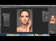 Уроки фотошопа: Изменение светотеневого рисунка - YouTube