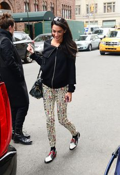 What to Wear on a Date With George Clooney: If there's one woman we can all aspire to be more like, it's Amal Alamuddin.