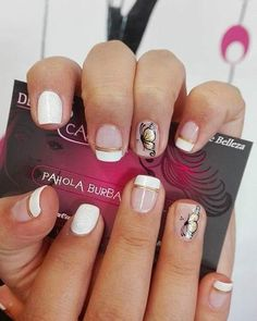 Pahola Andrea Burbano Ruales (@depiesacabeza180) | Instagram photos and videos Manicure, Photos, Beauty, Instagram, Designed Nails, Work Nails, Dress, Templates, Brown Nails