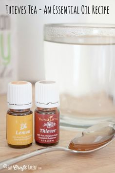 I literally stop a common cold in it's tracks with about five tiny drops of oil. Just five drops! Here's what I do...