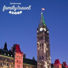 From ice hockey games to the CN tower to skiing in Banff we tell you about all the amazing places to visit and things to do in Canada with children on a family vacation. Stuff To Do, Things To Do, Banff, Canada Travel, Ottawa, Cn Tower, Cool Places To Visit, Family Travel, Big Ben
