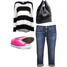 """Casual"" by marisa-totten on Polyvore"