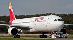 Iberia bautizará su nuevo A330 con el nombre de 'Madrid'