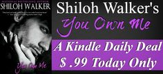 Promo Blitz for YOU OWN ME by Shiloh Walker With Excerpt