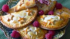Part of a traditional Mexican Christmas are delicious empanadas to enjoy with hot chocolate or a steaming mug of thick champurrado. The empanadas are filled with sweet ingredients such as pineapple, figs, raisins and guava paste with goat cheese.