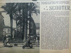Italian Scooters - juli 1950