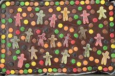 Baketips til sommeravslutning - My Little Kitchen Boy Birthday, Happy Birthday, Little Kitchen, Gingerbread Cookies, Allergies, Chocolate Cake, Cravings, Food And Drink, Barn