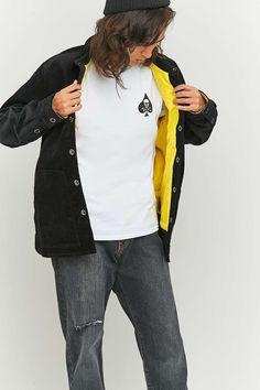 Cheap Monday Black Out Corduroy Shirt
