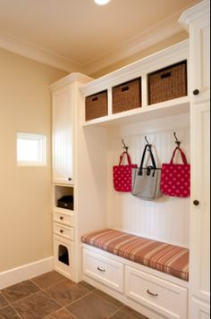 Mudroom Ideas and Designs for Virginia and Maryland Homes