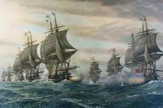 Battle of Virginia Capes; Battle of the Chesapeake