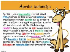 Fekete Toll (Black Pen): Április bolondja!-Happy Fool's day! Jena, The Fool, Day, Blog, France, Blogging