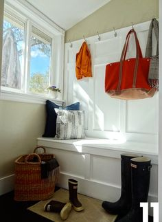 Meg and Joshs Mudroom: The Big Reveal — Renovation Diary - Apartment Therapy Main