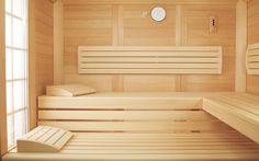 EMPIRE Solid Wood Sauna: Quintessentially Finnish