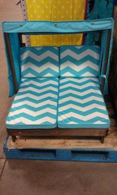 Charming Cute Beach Lounge Chair For Our Kids.