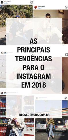 Se você pretende se tornar um criador de conteúdo ou utilizar o Instagram para divulgar a sua marca, fique ligado nas tendências para o Instagram em 2018.