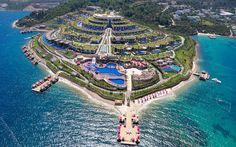 Jumeirah Bodrum Palace, Bodrum, Turkey – in pictures