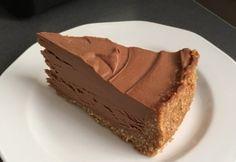 Párperces csokis-nutellás sajttorta