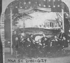 Naval Academy band (pic taken around the time of the Civil War).