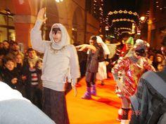 "-LE GIRAFFE-""LOOP""SFILATA F\W 2006-"