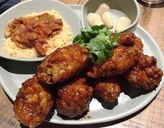Korean fried chicken at M Kokko in Durham- NC Triangle Dining