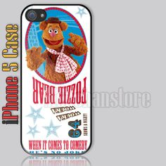 Muppet Fozzie Bear iPhone 5 Case Cover