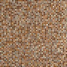 Glass Stone Blend - Mosaic Tile Premium Blends Series Copper