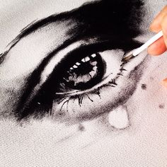 An original artwork painted that is featured in my book #inspiredByLove, to remind you that it is ok to tea. These tears only cleanse your dear soul. amazon.com/author/sharleneleong