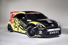 Volkswagen GRC Beetle To Compete In Red Bull Global Rallycross