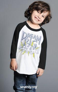 support www.sevenly.org  dreams come true