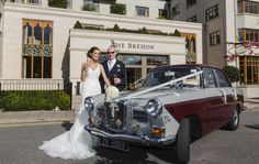 Susan and Eoin chose a classic car for their wedding transport and arrived for their Autumn wedding with some very welcomes sunshine at the Brehon Hotel Wedding Car, Wedding Wishes, Wedding Suits, Fall Wedding, Our Wedding, Wedding Venues, Autumn Weddings, Civil Ceremony, Industrial Wedding