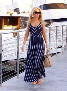 Linen Dresses, Casual Dresses, Maxi Skirt Style, Lauren Hutton, Got The Look, Elegant Woman, My Outfit, Casual Chic, Dress To Impress