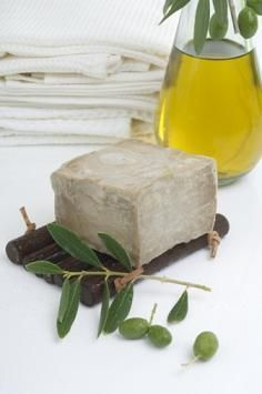 Olive Oil Soap Recipe