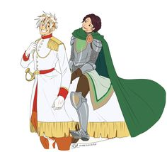 Aerick's and Sawyer's halloween costumes; Prince and knight!