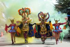 hey PINNERS!! someone's comin' for Oruro's carnival in Bolivia this year? it's gonna be GREAT like always :)