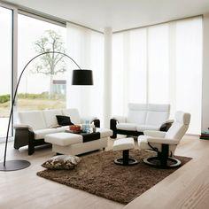 stressless furniture | The Ekornes Stressless Taurus - Recliner Chair - Living Room Chair