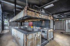 savioz fabrizzi architectes lieu des musiques actuelles sion shipping containers designboom