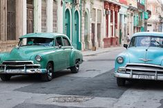 Taxis in Classic Cars on the streets of Havana Orientation: Landscape  To view more of my Paris photographs: http://etsy.me/1AmLENC  SAVE with Discounts on multiple prints: http://etsy.me/1Ch1Z5m  Purchase on Canvas: http://etsy.me/1CVrThW  Please visit my shop to see my entire line of prints and canvas: http://rebeccaplotnick.etsy.com  Shipping: All photographs will be shipped in a photo mailer via USPS. Additional photos ordered at the ...
