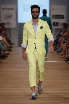 Madrid Fashion Show Men P/V2014 #ilovepitita