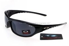 fake oakleys Active Wrap Around Sunglasses Polished Black Frame Black Lens http://www.saleoakley.net/