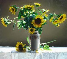 Yingzhao Liu:Sunflowers