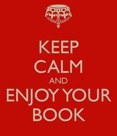 Keep calm and enjoy your book (@ArsDictandi)