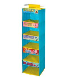 Love this SpongeBob Hanging Organizer on #zulily! #zulilyfinds