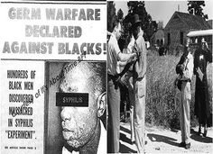 """The year was 1932 and the Public Health Service agency, in conjunction with the Tuskegee Institute wanted to study the effects of syphilis on the human body. The study was officially titled,""""Tuskegee Study of Untreated Syphilis in the Negro Male."""" The initial study had 600 Black men as participants and was supposed to last for 6 months but actually lasted for 40 years. The study group was..."""