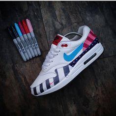 lowest price 4e96c f0c8f Parra x Nike Air Max 1 🤔 📸 by  pugsandkicks