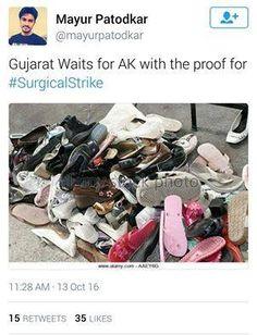 Gujarat is ready to welcome Kejriwal  #dhongiaap #aap #aamaadmiparty #delhi #arvindkejriwal