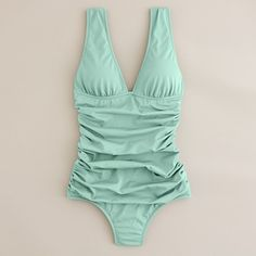 long torso swim suit. thank you j crew for making these