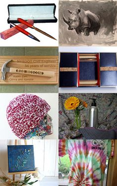 What to Give the Man With Everything by Isabella on Etsy--Pinned with TreasuryPin.com