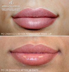Szkolenie makijaż permanentny usta Lip Permanent Makeup, Permanent Eyebrows, Lip Makeup, Beauty Makeup, Lip Color Tattoo, Lip Liner Tattoo, Botox Fillers, Lip Fillers, Cosmetic Lip Tattoo