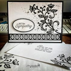 i♥Cards2: SUO Challenge #172 - Sympathy and Caring